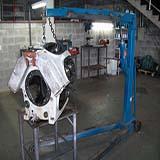 Manutenção compressor Sabroe