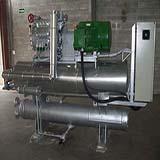 Reforma de unidade de água gelada