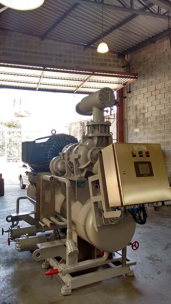 Chiller industrial usado