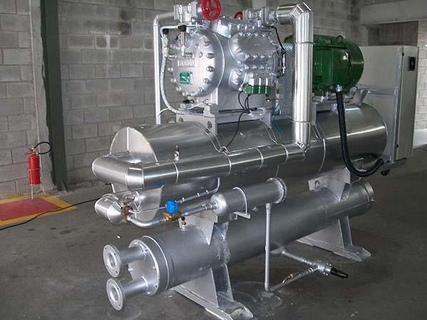 Empresas de refrigeração industrial