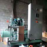 Unidade de água gelada industrial